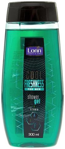 Lorin 300Ml Cool Freshness Suihkugeeli
