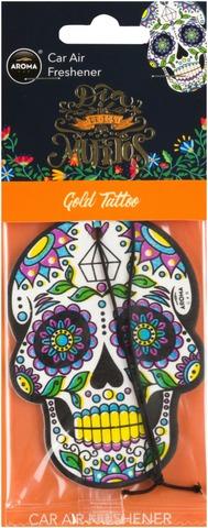 Aroma Gold Tattoo Ilmanraikastin