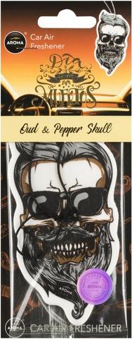 Aroma Oud And Pepper Skull Ilmanraikastin
