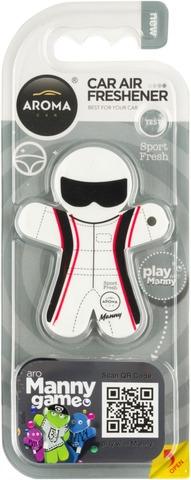 Ilmanraikastin Manny Sport Fresh