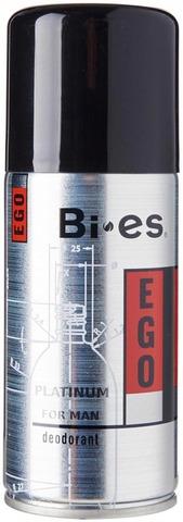 Bi-Es 150ml Ego Platinum Deodorant