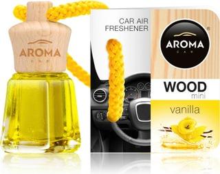 Aroma Ilmanraikastin Wood Vanilla