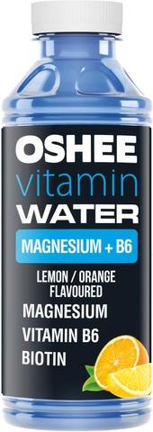 Oshee Vitamiinivesi Magnesium 555Ml