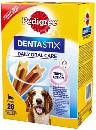 Pedigree Dentastix Medium Monipakkaus 4X180g