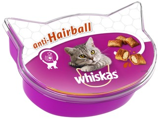 Whiskas Anti Hairball 60g
