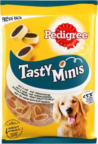 Pedigree Tasty Minis Cheesy Bites 140G