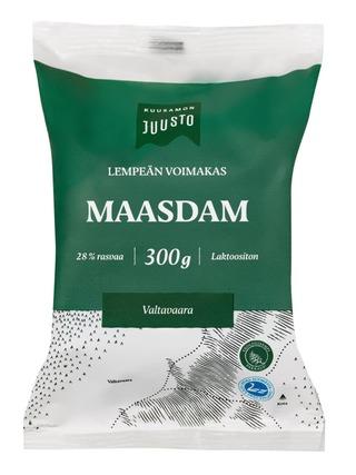Kuusamon Juusto Maasdam 300 g