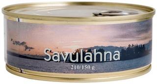 Pielisen Kala Savulahna Rypsiöljyssä 210 G/150 G