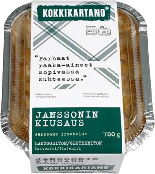 Kokkikartano Janssonin Kiusaus 700G