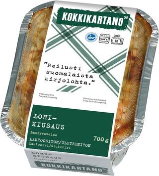 Kokkikartano Lohikiusaus 700G