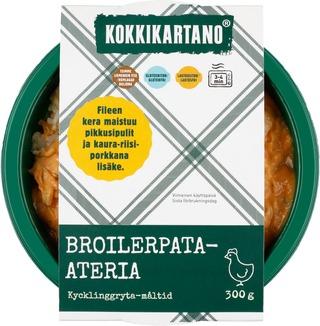 Kokkikartano Broileripata-Ateria 300G
