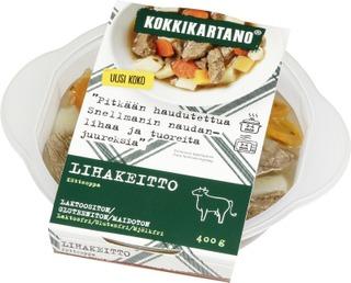 Kokkikartano Lihakeitto 400G