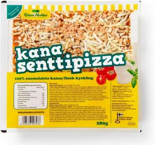 Riitan Herkku Senttipizza Kana 280G