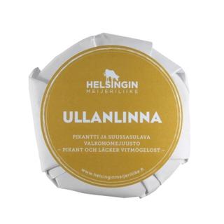 Ullanlinna - Pikantti Valkohomejuusto 140G