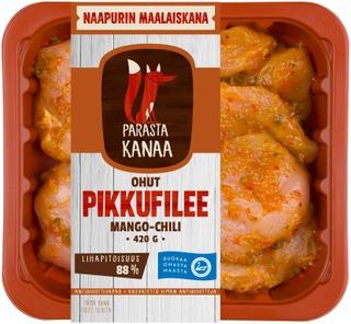 Naapurin Maalaiskanan ohut pikkufilee, mango-chili 420g