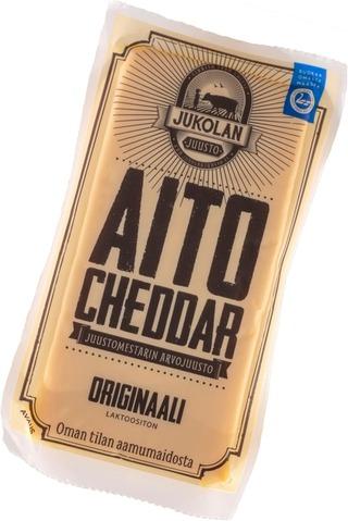 Jukolan Aito Cheddar Originaali 160 G