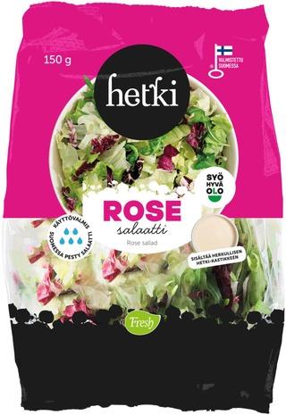 Fresh Hetki Rose Salaatti 150G