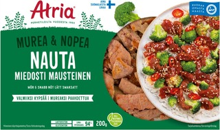 Atria Murea & Nopea Nauta Miedosti Mausteinen 200g