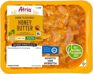 Atria Perhetilan Kana Fileesuikale Honey Butter 480g