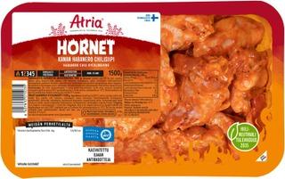 Atria Perhetilan Kana Hornet Habanero Chilisiipi 1500g