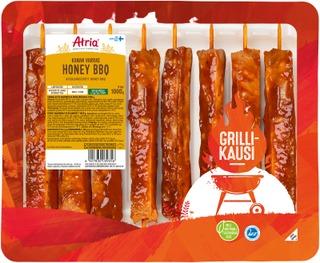 Atria Kanan Varras Honey BBQ 1000g