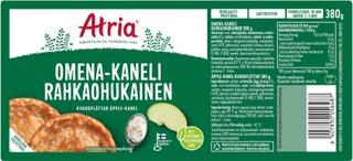 Atria Rahkaohukainen Omena-Kaneli 380G