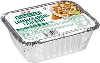 Atria Kunnon Arki Lihamakaronilaatikko 400G