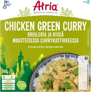 Atria Chicken Green Curry 350G