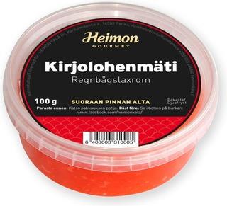 Heimon Gourmet Kirjolohenmäti Pakaste 100 G