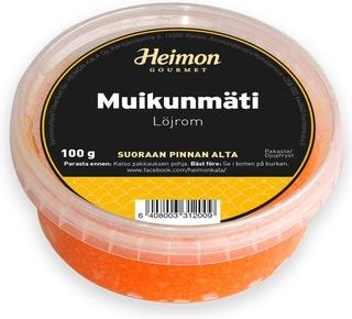 Heimon Gourmet Muikun Mäti Pakaste 100 G
