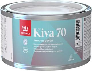 Tikkurila Kiva 70 Kalustelakka 0,225L Ep Sävytettävissä Kiiltävä
