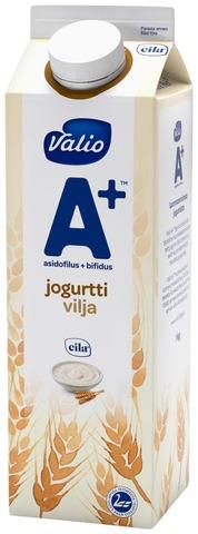 Valio A+ Jogurtti 1 Kg Vilja Laktoositon