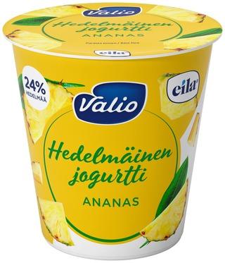 Valio Hedelmäinen Jogurtti 150 G Ananas Laktoositon