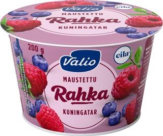 Valio maustettu rahka 200 g kuningatar laktoositon