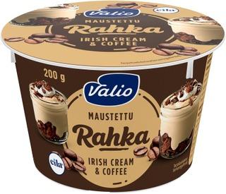 Valio maustettu rahka 200 g Irish cream & coffee laktoositon