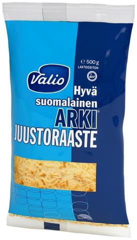 Valio Hyvä Suomalainen Arki Juustoraaste E500 G