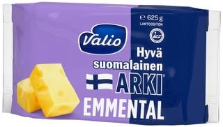 Valio Hyvä Suomalainen Arki Emmental E625 G