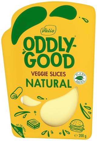 Valio Oddlygood Veggie E200 G Slices Natural
