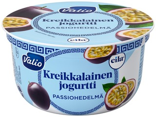 Valio Kreikkalainen Jogurtti 150 G Passiohedelmä Laktoositon