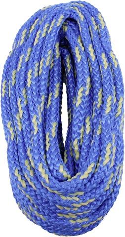 Piippo Propeeninippu Palmikoitu 10Mmx25m, Kelta-Sininen