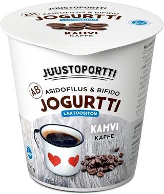 Juustoportti Ab-Jogurtti 150 G Kahvi Laktoositon