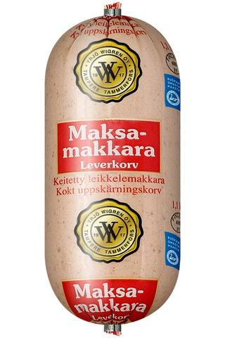 Wigren Maksamakkara 300 G Mieto Jo Yli 100 V. Valmistettu Tuote