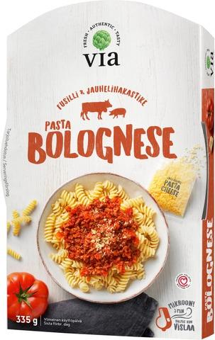 Via Pasta Bolognese 335 G
