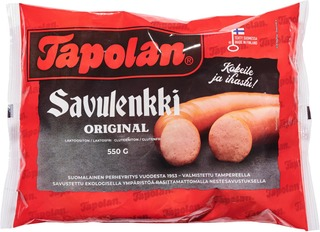 Tapola Savulenkki 550G