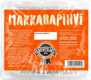 Savupojat Makkarapihvi 4 Kpl 320G