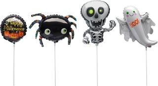 Ilmapallokeskus Minitikkupallo Halloween