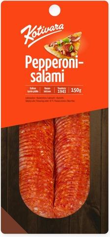 Kotivara 150 G Pepperoni Salami