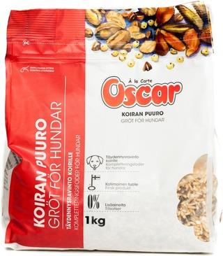Oscar Koiran Puuro Täydennysravinto 1Kg