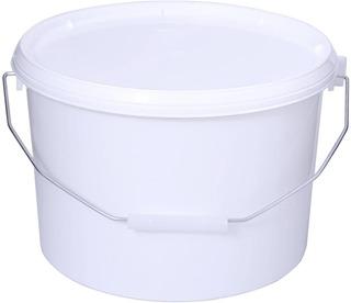 Plastopak säilöntäsanko ja kansi sangolle 10 litraa valkoinen