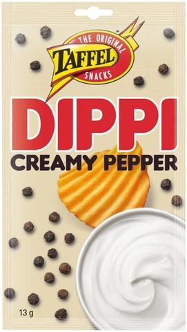 Taffel Kermainen Pippuri Dippimauste 13G